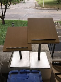 """12""""-24"""" music/Book stands."""