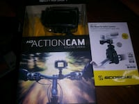 Gopro Action Cam AND Bike Mount Killeen-Temple-Fort Hood, TX