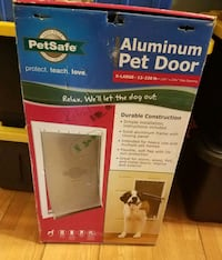 Petsafe Aluminum Pet Door Denver