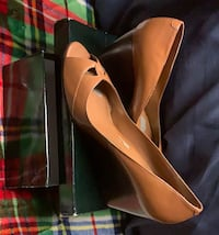 Lauren By Ralph Lauren Wedges Size 11 B Tan Shoes Heels Arlington, 22201