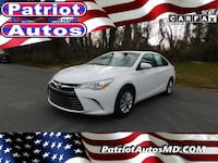 Toyota Camry 2015 BAD CREDIT? DON'T SWEAT IT! Baltimore, 21215