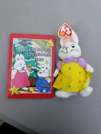 Max & Ruby Christmas set Inverness, 34453