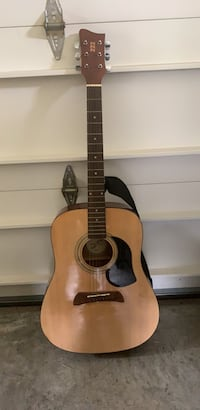First Act Acoustic Guitar Elverson, 19520