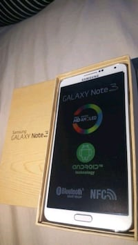 Brand New Sealed Samsung Note 3