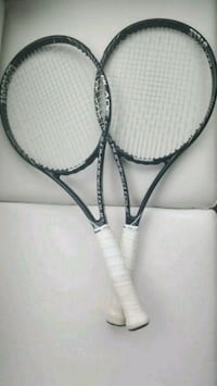 Wilson Blade 104 two racquets Vancouver, V6A 2W5