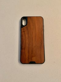 Walnut Mous Case for iPhone XS Max Calgary, T2E 0H4
