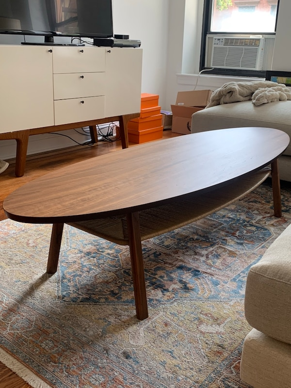 Used Ikea Stockholm Coffee Table For