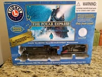 Polar Express train set Bowie, 20715