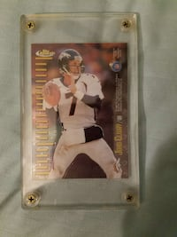 i have lots of football cards Marshall, 49068