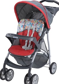 Graco Classic Connect Spree Stroller