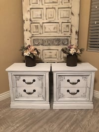 Two rustic nightstands  Phoenix, 85008
