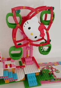Hellokity ferris wheel building block music box San Ramon