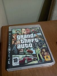 Grand Theft Auto 4 Ps3 null