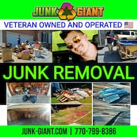 Junk removal Buford, 30519