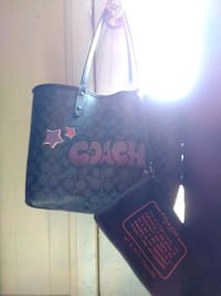 Brand new coach.. reversible  Frederick