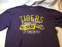 LSU Tigers Super Comfy Shirt Little Rock