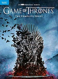 DIGITAL DOWNLOAD ONLY(NO disks) game of thrones complete series  Surrey, V3W 7E6