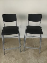 Counter stools 2. And 1 chair height Rockville