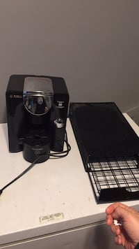 black and gray Keurig coffeemaker Edmonton, T5X