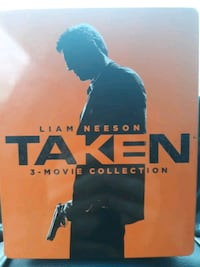 Taken - 3-Movie Collection