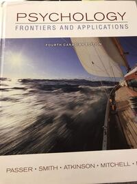 Psychology: frontiers and applications 3740 km