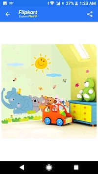 Aquire Large Pvc Vinyl Wall Stickers