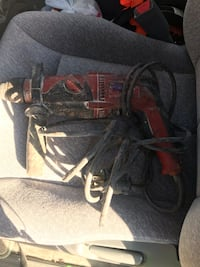 Black and red corded power tool Hyattsville, 20785