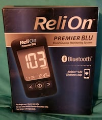Blood Glucose Monitoring System Seale, 36875