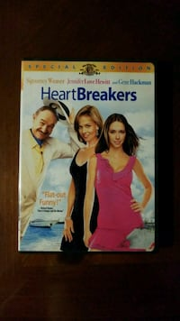 Heart Breakers Special Edition DVD case Chicago, 60629