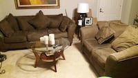 Sofa and loveseat for sale!  Germantown, 20876