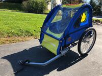 Schwinn 2-Child Bike Trailer 35 km