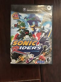Nintendo Switch Sonic Forces case Palmdale, 93552