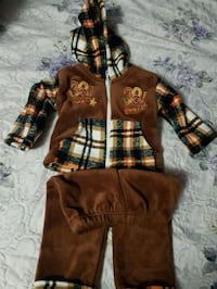 Baby boy sweater and pants ! Markham, L3S 4V1