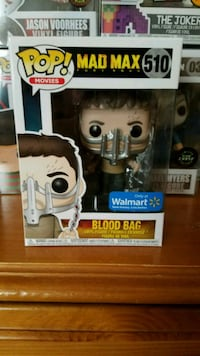 Used Funko Pop Mad Max with Cage Wal-Mart Exclusive for sale in Indian  Trail - letgo