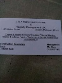House cleaning Inkster