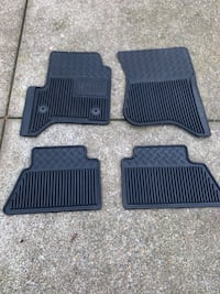 Floors Mats for 2019 Crew Cab Chevy