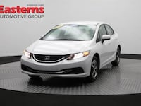 2015 Honda Civic SE Sterling, 20166