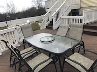 7 piece patio table set Damascus, 20872