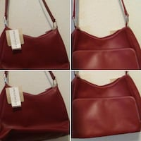 red leather sling bag Fitchburg, 53719