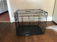 Dog crate (gently used) Arlington