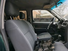 2003 Nissan Frontier XE Crew Cab V6 AT