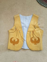 Native Vest Hand made Chestermere, T1X 1G1