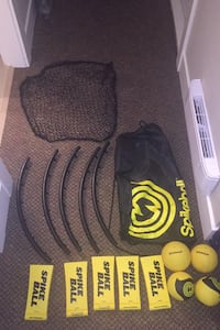 Spikeball Kit (great condition) Surrey, V3X 1C9
