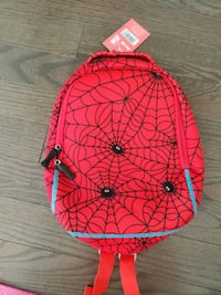 Brand new spiderman inspired backpack Vaughan, L4L 1A6