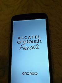Alcatel one touch fierce 2/T-Mobile Madison