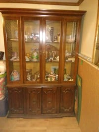 China cabinet  Decatur