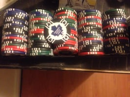 NHL Poker Chips