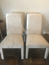 Silk Dining Chairs