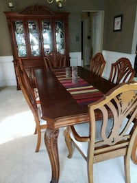 Dinning Room Set with matching China Cabinet Bowie, 20715