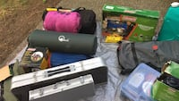 Camping gear everything you need to go camping!  Surrey, V3V 6C3